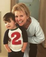 Dana's mom and littlest nephew