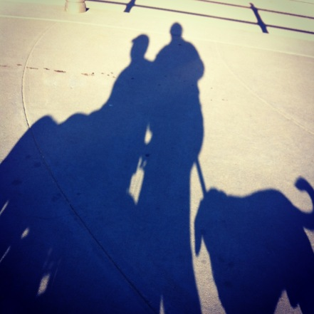 Family walk!