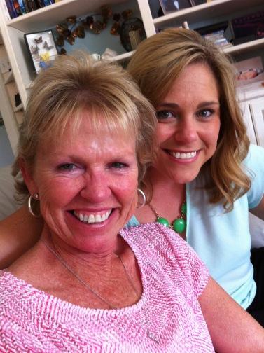 Dana and her mom