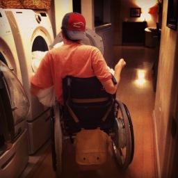 My laundry guy