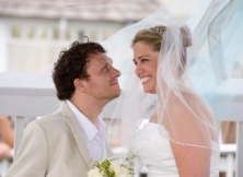 Our wedding 9/6/09